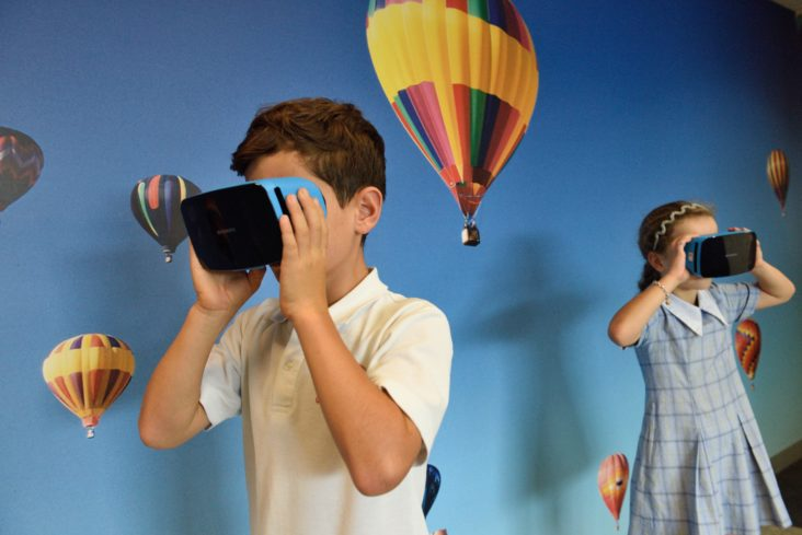 How Does Virtual Reality Therapy Help School Anxiety?