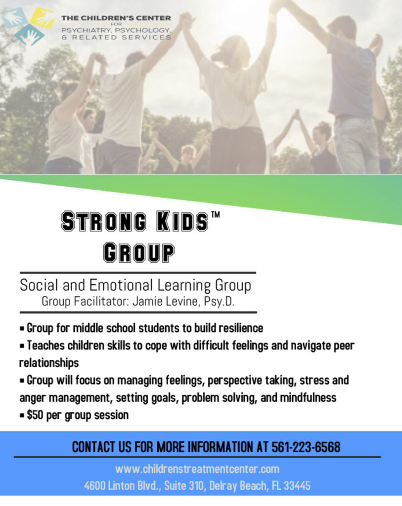 Strong Kids Group