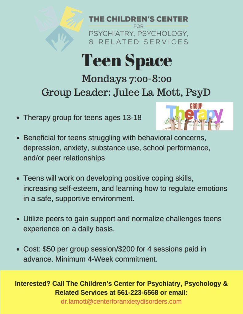 Mott teen center