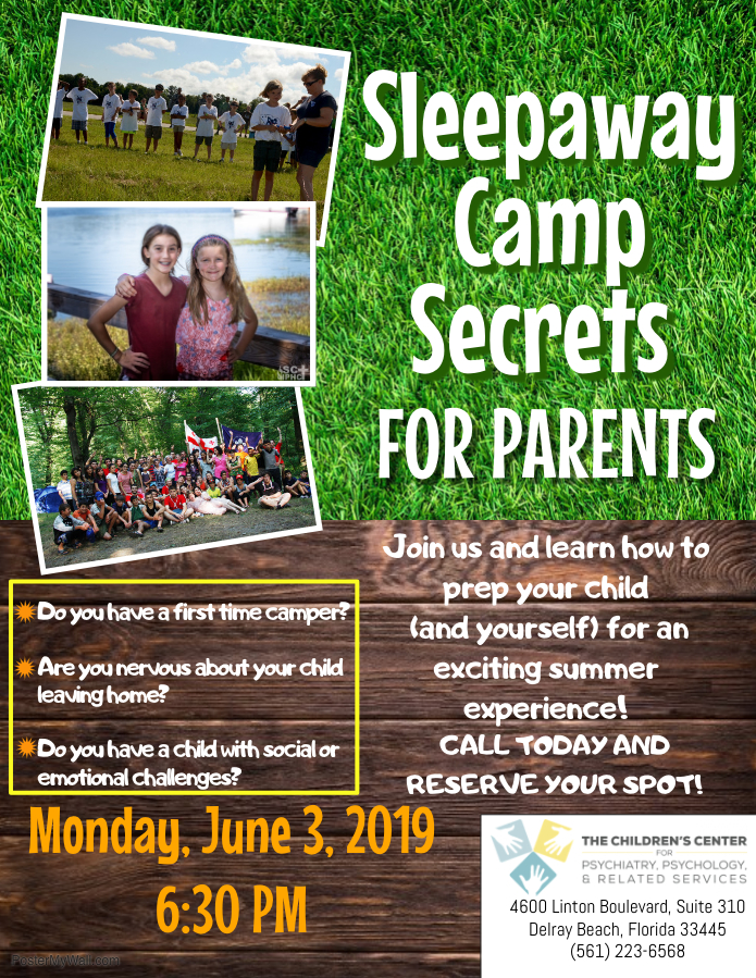 Sleepaway Camp Secrets for Parents